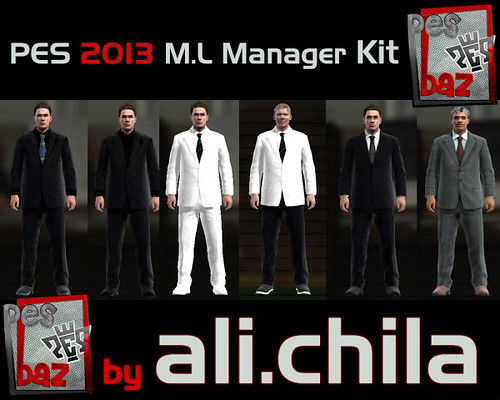 Download Kits Manager FL PES 2013