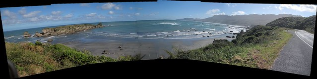 Punakaiki to Westport Stitch