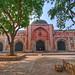 Mehrauli Archaeological Park, New Delhi