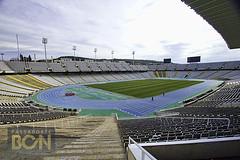 Estadio Olímpico, Barcelona