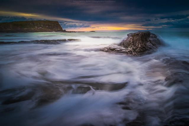 Curio Bay 2