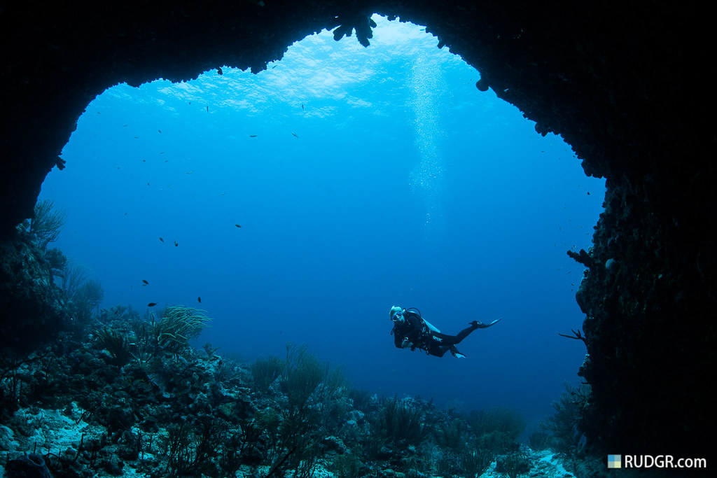 Diving Curaçao's East Point