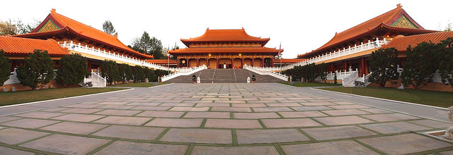 Hsi Lai Temple | PC272515 Panorama-1