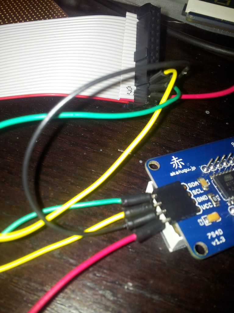 I2C device responding on all addresses - Raspberry Pi Forums