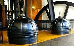 Water Museum - Station de pompage à vapeur Barbadinhos (Salle des machines à vapeur)