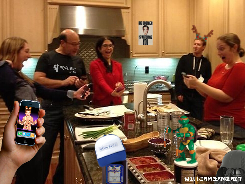 ZUCKERBERG FAMILY CHRISTMAS (UNEXPURGATED VERSION)