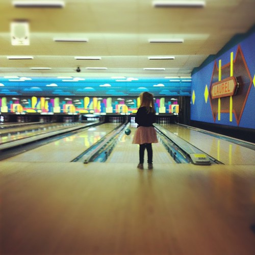 A good day for bowling.