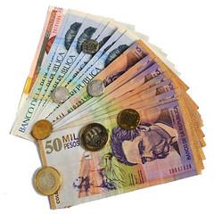 Salario mínimo legal mensual en Colombia: Resumen Histórico
