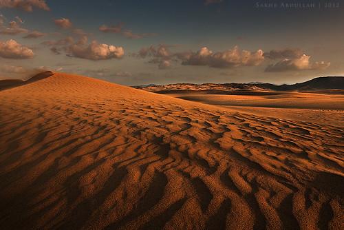 mountains texture lines clouds landscape lights sand shadows desert wind dunes dune blowing saudi arabia mecca makkah