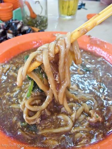 ulu yam lama lor mee, chuan kee restaurant R0020809 copy