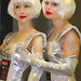 Robot Entertainer, Human Statue Bodyart, Bodypainting