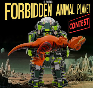 Forbidden Animal Planet Contest!