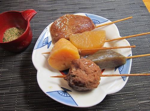 静岡おでん 2013年1月1日
