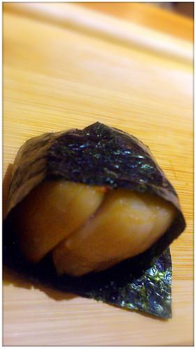 茗荷_海苔包干貝