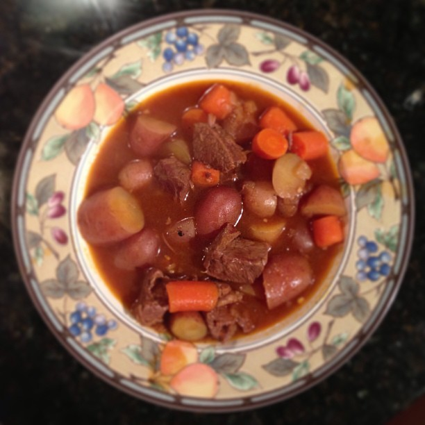 Pioneer Woman's Beef Stew with Beer