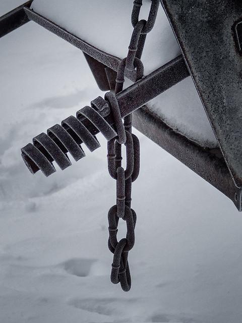 Frozen Grip