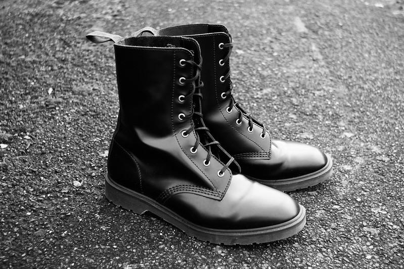 Dr Martens Langston Boots