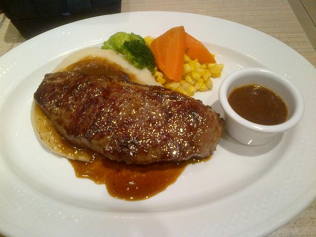 Black pepper steak @ Taka | Flickr - Photo Sharing!