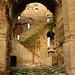 Taizé. Rome. Terme di Caracalla 014