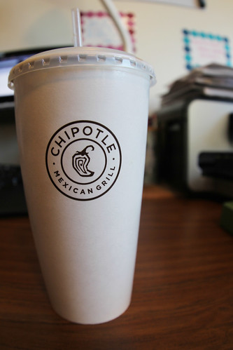 005-chipotle cup