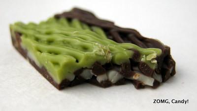 Sasha Chocolate - Matcha flavor