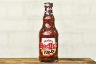 Sauced: Frank's RedHot Kickin' BBQ Sauce