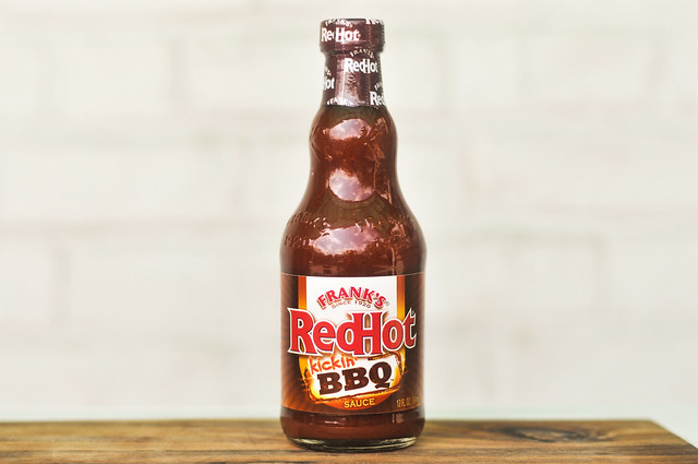 Frank's Red Hot Kickin' BBQ Sauce