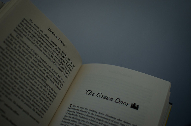 The Green Door Definition Meaning