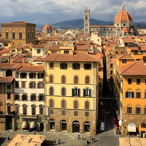 Florence is one of the most beautiful cities in the world