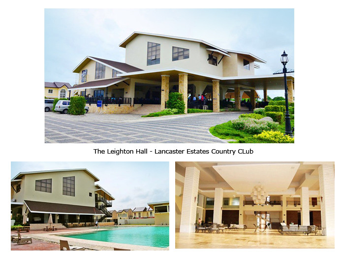 House and Lot for Sale in Imus Cavite near MOA at Lancaster Estates. Country Club