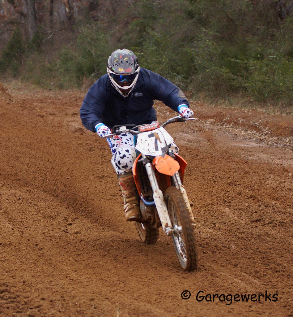 Ironman Motocross Race