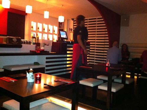 Restaurante Estado Liquido - Lisboa