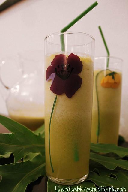 Lulo juice