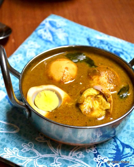 Chettinad Egg Curry | Chettinad Muttai Kuzhambu