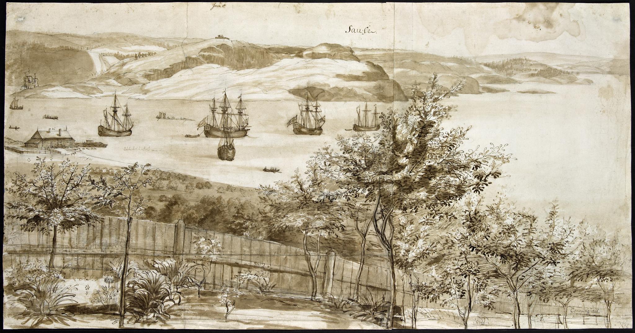 Sau-Øen, 1699