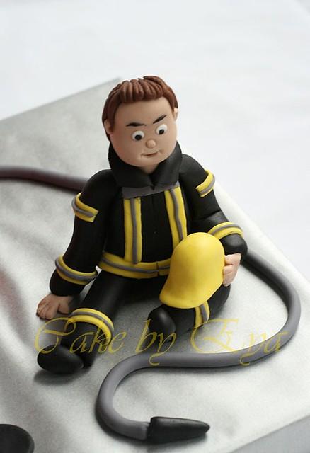 Firemancake - Itfayeci