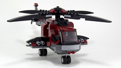 9 - Deadpool's Chopper Front
