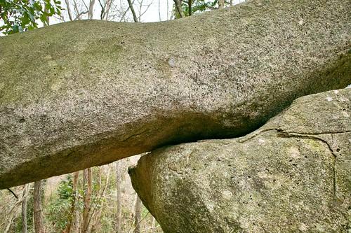 ゆるぎ岩 #12