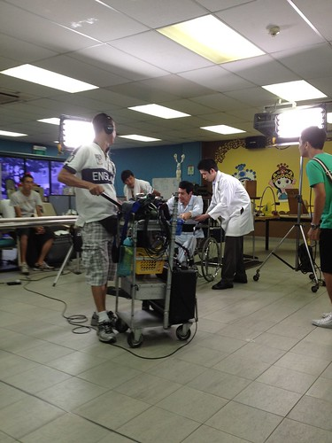 Filming for Mediacorp Channel 8 drama - 我们等你 - 32