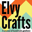 Elvy Crafts Button
