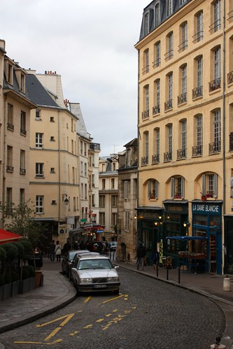 Midnight in Paris location