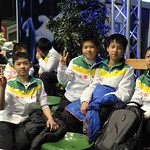 World Championships 2012 - Junior Doubles
