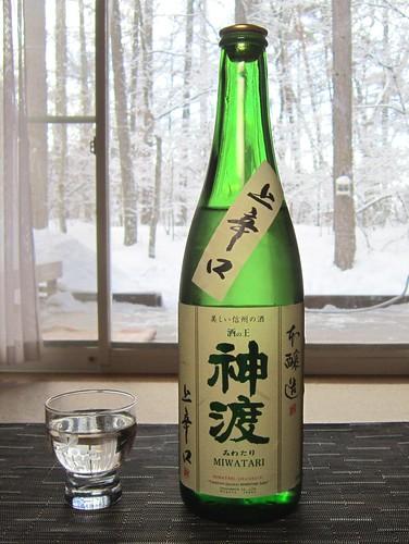 本醸造・神渡 2013年1月25日 by Poran111
