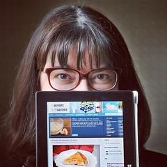 Son blog donne faim - Sud ouest du 27 janvier 2013