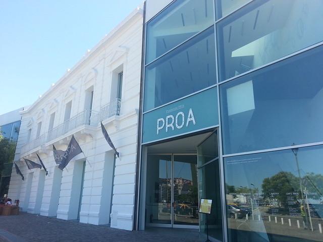 LA PROA, El Boca