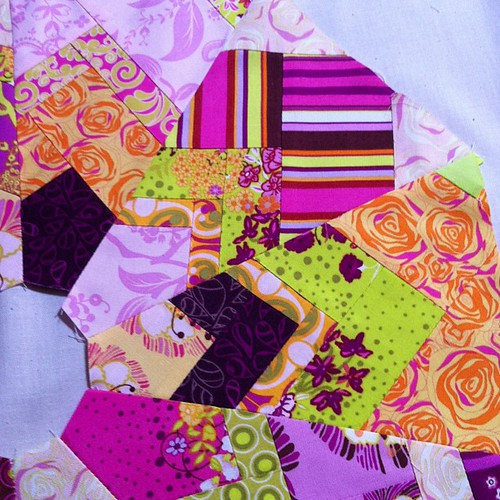 Ready for appliqué. by Scrappy quilts