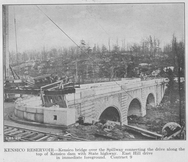 Report 1916 Spillway Bridge