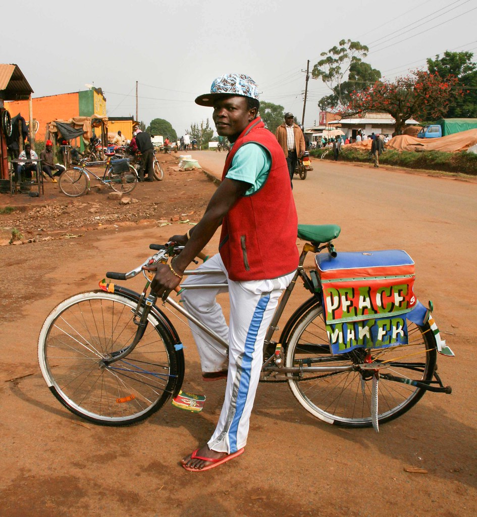 african bicycle culture boda boda