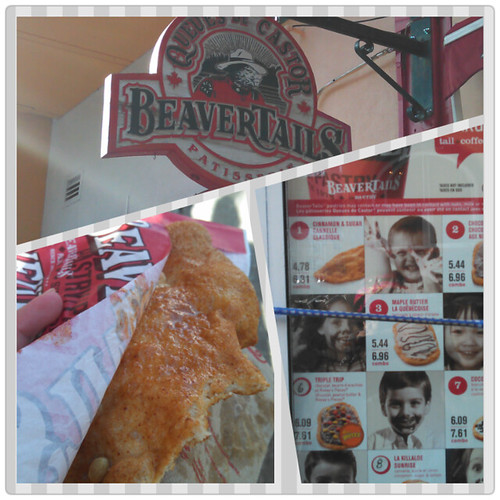 Beavertails at Mont Tremblant