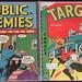 Public Enemies #8 & Target Comics Vol 9 #10